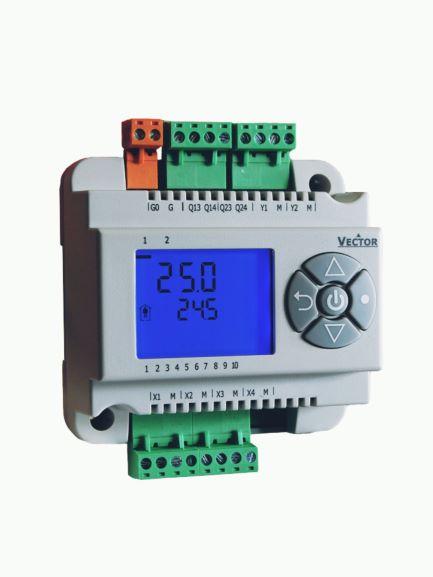 TCI-C24-0 VECTOR CONTROLS