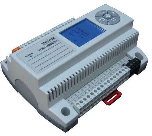 TCX2-40863-OP VECTOR CONTROLS